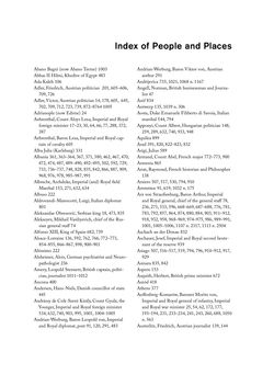 Bild der Seite - 1155 - in THE FIRST WORLD WAR - and the End of the Habsburg Monarchy, 1914 – 1918
