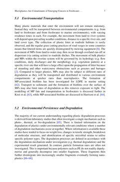 Bild der Seite - 7 - in Freshwater Microplastics - Emerging Environmental Contaminants?