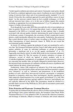 Bild der Seite - 247 - in Freshwater Microplastics - Emerging Environmental Contaminants?