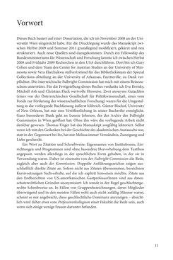 """Bild der Seite - 11 - in Die Frühgeschichte des Fulbright Program in Österreich - Transatlantische """"Fühlungnahme auf dem Gebiete der Erziehung"""""""
