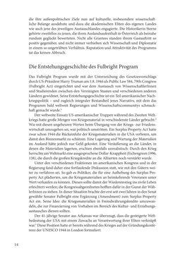 """Bild der Seite - 14 - in Die Frühgeschichte des Fulbright Program in Österreich - Transatlantische """"Fühlungnahme auf dem Gebiete der Erziehung"""""""