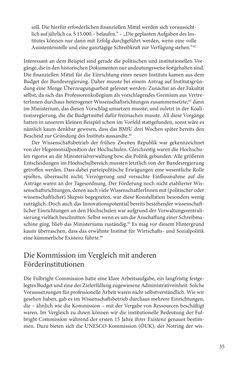 """Bild der Seite - 35 - in Die Frühgeschichte des Fulbright Program in Österreich - Transatlantische """"Fühlungnahme auf dem Gebiete der Erziehung"""""""
