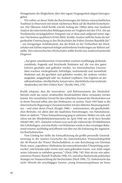 """Bild der Seite - 46 - in Die Frühgeschichte des Fulbright Program in Österreich - Transatlantische """"Fühlungnahme auf dem Gebiete der Erziehung"""""""