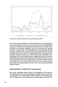 """Bild der Seite - 62 - in Die Frühgeschichte des Fulbright Program in Österreich - Transatlantische """"Fühlungnahme auf dem Gebiete der Erziehung"""""""