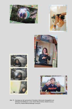 Bild der Seite - 207 - in Generative Bildarbeit - Zum transformativen Potential fotografischer Praxis