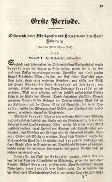 Bild der Seite - 19 - in Geschichte des Österreichischen Kaiserstaates