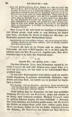 Bild der Seite - 26 - in Geschichte des Österreichischen Kaiserstaates