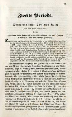 Bild der Seite - 65 - in Geschichte des Österreichischen Kaiserstaates