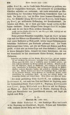 Bild der Seite - 252 - in Geschichte des Österreichischen Kaiserstaates