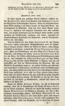 Bild der Seite - 307 - in Geschichte des Österreichischen Kaiserstaates