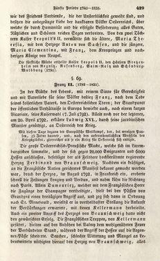 Bild der Seite - 429 - in Geschichte des Österreichischen Kaiserstaates