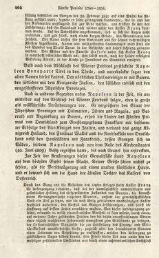 Bild der Seite - 464 - in Geschichte des Österreichischen Kaiserstaates