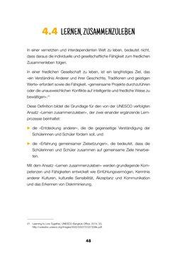 Bild der Seite - 46 - in Lehrerhandbuch zur Prävention von Gewalttätigem Extremismus