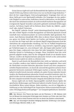 Image of the Page - 64 - in Gewalt im Computerspiel - Facetten eines Vergnügens