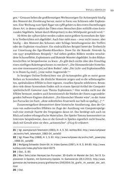 Image of the Page - 101 - in Gewalt im Computerspiel - Facetten eines Vergnügens