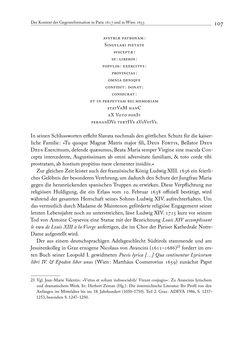 Bild der Seite - 107 - in Giambattista Marinos Wort-Zucht-Peitschen und die Gegenreformation in Wien um 1655