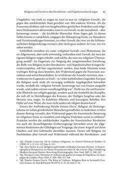 Bild der Seite - 45 - in Glaubenskämpfe - Katholiken und Gewalt im 19. Jahrhundert