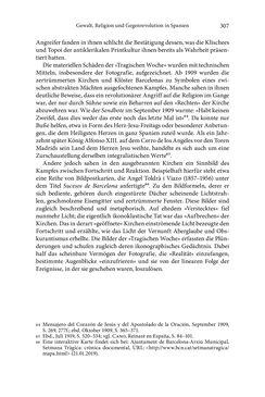 Bild der Seite - 307 - in Glaubenskämpfe - Katholiken und Gewalt im 19. Jahrhundert