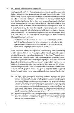 Bild der Seite - 150 - in Verkehrte Leidenschaft - Gleichgeschlechtliche Unzucht im Kontext von Strafrecht und Medizin