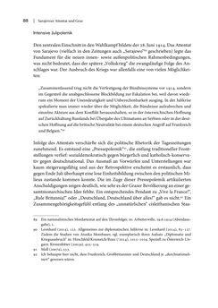 Bild der Seite - 88 - in Graz 1914 - Der Volkskrieg auf der Straße