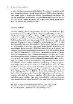 Bild der Seite - 116 - in Graz 1914 - Der Volkskrieg auf der Straße