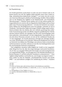 Bild der Seite - 122 - in Graz 1914 - Der Volkskrieg auf der Straße