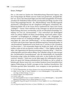 Bild der Seite - 166 - in Graz 1914 - Der Volkskrieg auf der Straße