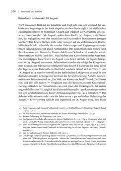 Bild der Seite - 206 - in Graz 1914 - Der Volkskrieg auf der Straße