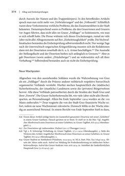 Bild der Seite - 374 - in Graz 1914 - Der Volkskrieg auf der Straße