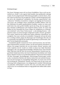 Bild der Seite - 439 - in Graz 1914 - Der Volkskrieg auf der Straße