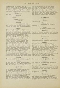 Bild der Seite - 412 - in Grillparzers sämtliche Werke - Neue illustrierte Ausgabe in zwei Bändern, Band I