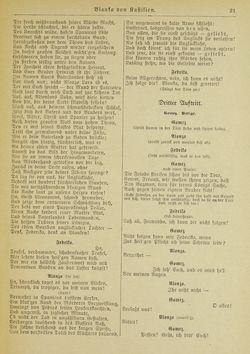 Bild der Seite - 21 - in Grillparzers sämtliche Werke - Neue illustrierte Ausgabe in zwei Bändern, Band II
