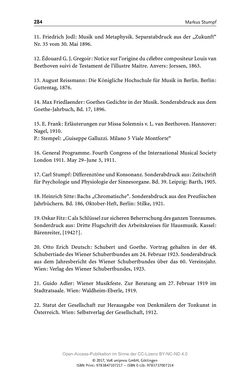 Bild der Seite - 284 - in Guido Adlers Erbe - Restitution und Erinnerung an der Universität Wien