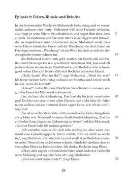 Bild der Seite - 49 - in Hanadi & Christian - German