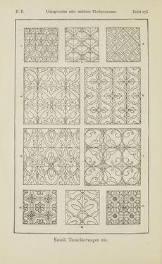 Bild der Seite - 308 - in Handbuch der Ornamentik - Zum Gebrauch für Musterzeichner, Architekten, Schulen und Gewerbetreibende sowie zum Studium im Allgemeinen