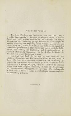 Image of the Page - 324 - in Handbuch der Ornamentik - Zum Gebrauch für Musterzeichner, Architekten, Schulen und Gewerbetreibende sowie zum Studium im Allgemeinen