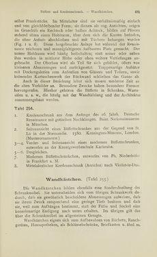 Bild der Seite - 489 - in Handbuch der Ornamentik - Zum Gebrauch für Musterzeichner, Architekten, Schulen und Gewerbetreibende sowie zum Studium im Allgemeinen