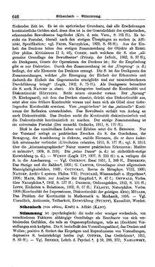 Image of the Page - 646 - in Handwörterbuch der Philosophie