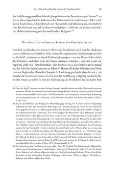 Bild der Seite - 29 - in Heimatrecht und Staatsbürgerschaft österreichischer Juden - Vom Ende des 18. Jahrhunderts bis in die Gegenwart