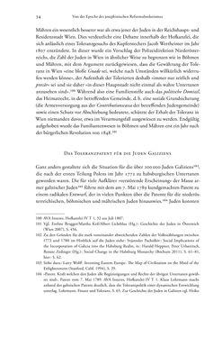 Bild der Seite - 34 - in Heimatrecht und Staatsbürgerschaft österreichischer Juden - Vom Ende des 18. Jahrhunderts bis in die Gegenwart