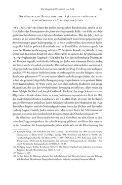 Bild der Seite - 59 - in Heimatrecht und Staatsbürgerschaft österreichischer Juden - Vom Ende des 18. Jahrhunderts bis in die Gegenwart