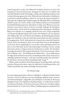 Bild der Seite - 93 - in Heimatrecht und Staatsbürgerschaft österreichischer Juden - Vom Ende des 18. Jahrhunderts bis in die Gegenwart