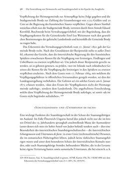 Bild der Seite - 96 - in Heimatrecht und Staatsbürgerschaft österreichischer Juden - Vom Ende des 18. Jahrhunderts bis in die Gegenwart