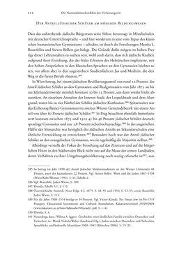 Bild der Seite - 112 - in Heimatrecht und Staatsbürgerschaft österreichischer Juden - Vom Ende des 18. Jahrhunderts bis in die Gegenwart