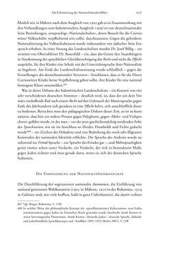 Bild der Seite - 117 - in Heimatrecht und Staatsbürgerschaft österreichischer Juden - Vom Ende des 18. Jahrhunderts bis in die Gegenwart