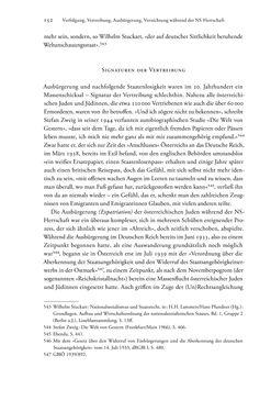 Bild der Seite - 152 - in Heimatrecht und Staatsbürgerschaft österreichischer Juden - Vom Ende des 18. Jahrhunderts bis in die Gegenwart