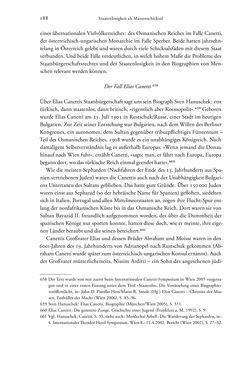 Bild der Seite - 188 - in Heimatrecht und Staatsbürgerschaft österreichischer Juden - Vom Ende des 18. Jahrhunderts bis in die Gegenwart