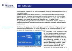 Image of the Page - 21 - in IT Wissen - HF-Stecker