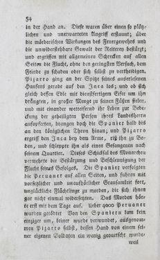 Bild der Seite - 54 - in Allgemeines Historien-Buch - von den Merkwürdigen Entdeckungen fremder ehedem ganz unbekannter Länder und Inseln