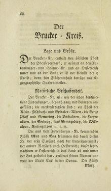 Image of the Page - 88 - in Historischer und geographischer Abriß des Herzogthums Steyermark